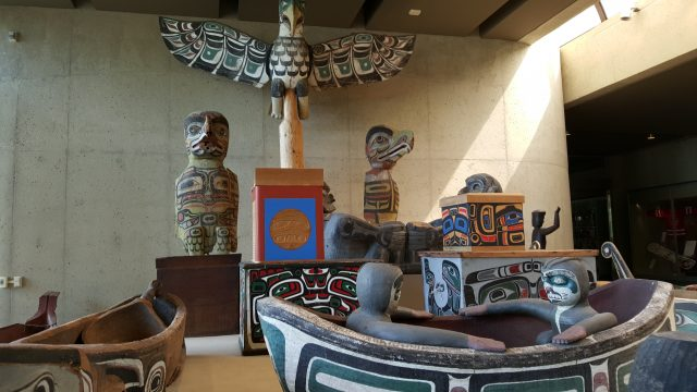 Visiting MOA: The Best Museum in UBC