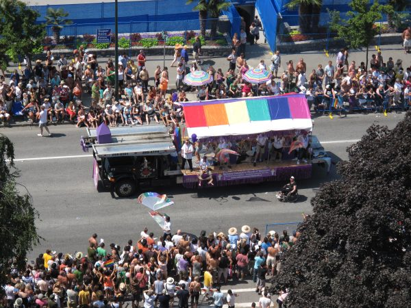 Crazy Parade With Equal Love
